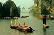 View of Halong